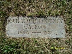 Katherine Geneve <I>Fortney</I> Catrow