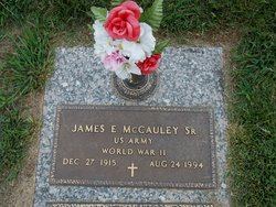 "James Elmer ""Big Mac"" McCauley, Sr"