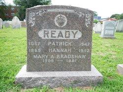 Mary A <I>Bradshaw</I> Ready