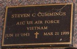 Steven C Cummings
