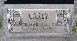 Alice Pearl Carey