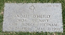 Andrie D'Heilly