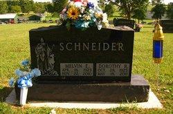 Melvin E Schneider