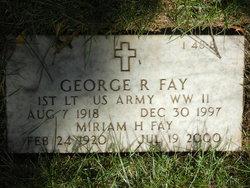 George R Fay