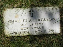 Charles A Ferguson