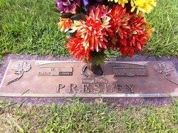 """W R """"Dub"""" Presley"""