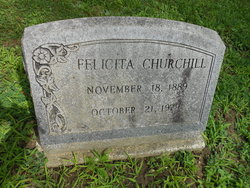 Felicita Churchill