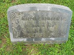 Ralph Churchill