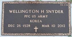 Wellington H. Snyder