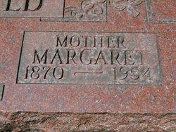 Margaret <I>Notting</I> McDonald