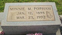 Minnie Mae <I>Ferrell</I> Popham