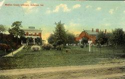 County Infirmary Cemetery