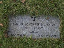 Samuel Schoppee Silsby, Jr