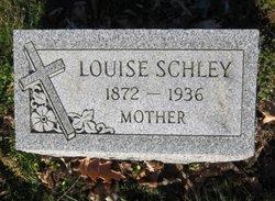 Louise <I>Jehle</I> Schley