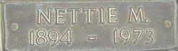 Mary Nettie <I>Mauney</I> Bolick