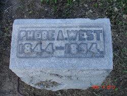 Phebe Aflack <I>McKibben</I> West