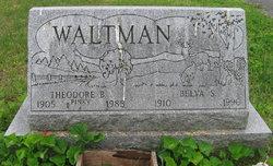 Belva Samantha <I>Hudelson</I> Waltman