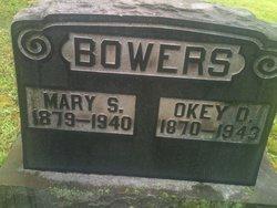 Mary Susan <I>Butcher</I> Bowers