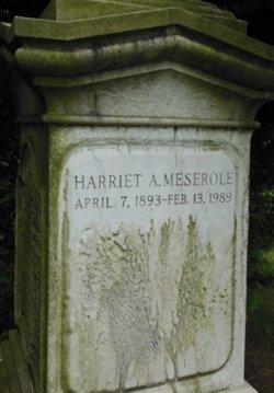 Harriet A. Meserole