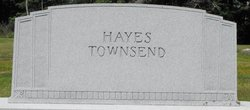 Agnes <I>Townsend</I> Hayes