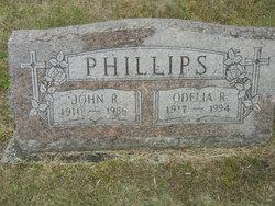 Odelia Ruby <I>Lutter</I> Phillips