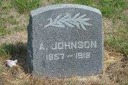 A. Johnson