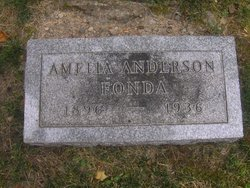 Amelia Anderson Fonda