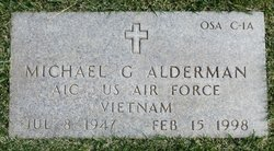 Michael Gerald Alderman