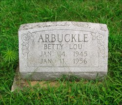 Betty Lou Arbuckle