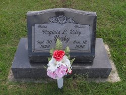 Virginia Lee <I>Riley</I> Yerby
