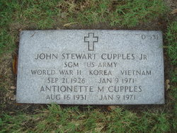 Antionette M Cupples