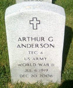 Arthur Gordon Anderson