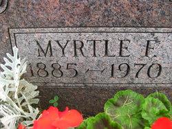 Myrtle Idella <I>Foust</I> Patterson