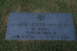 James Floyd McAulay