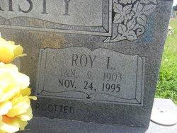 Roy Lee Christy