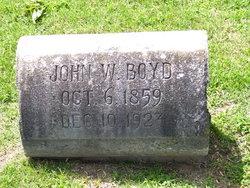 John Washington Boyd
