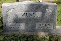 Agnes M <I>Srsen</I> Wencl