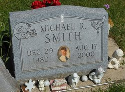 """Michael R. """"Mike"""" Smith"""