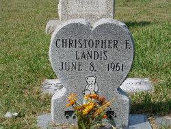 Christopher F Landis