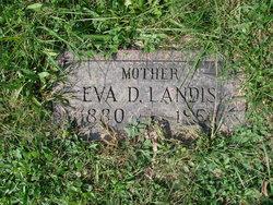 Eva D Landis