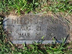 Helen J Landis