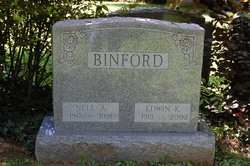 Edwin Kessler Binford, Sr