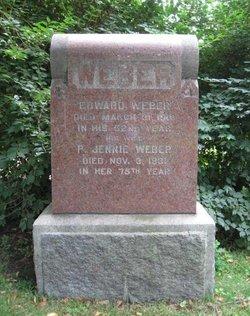 P Jennie <I>Harvey</I> Weber