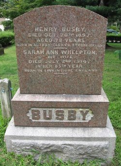 Henry Busby