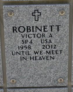 Victor Alexander Robinett