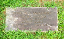 Vinson Leroy Smathers