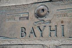 Gladys Lucille <I>Cross</I> Bayhi
