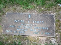 Noel Emerson Yakes