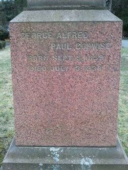 George Alfred Paul Codwise
