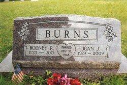 Joan <I>Jeffries</I> Burns